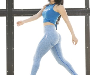 butt, fit, and fitness image