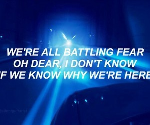 quotes, blue, and car radio image