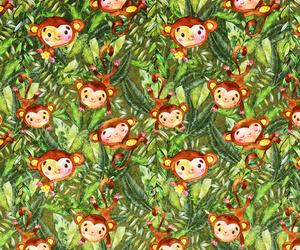 animal, background, and jungle image