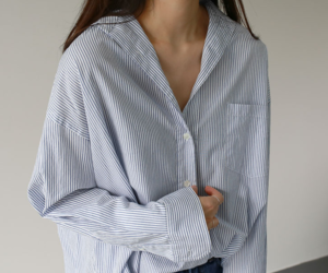blue, clothes, and shirt image