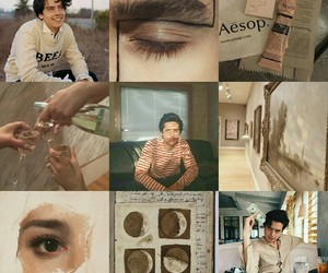 aesthetic, cole sprouse, and theme image