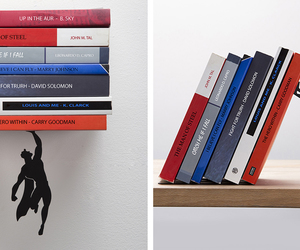 bookend, bookends, and diy image