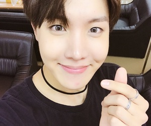 kpop, jhope, and selca image