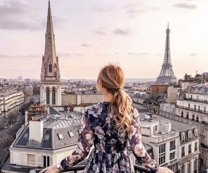 travel, fashion, and girl image