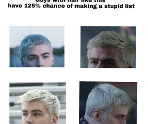 funny, meme, and miles heizer image
