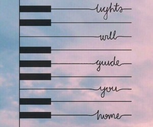 coldplay, music, and piano image
