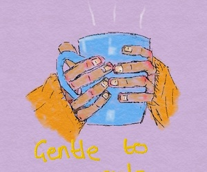 coffee and kindness image