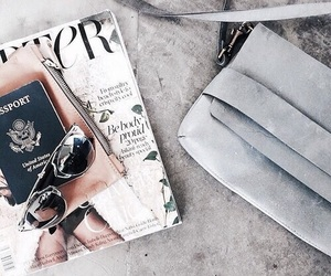 theme, vogue, and magazine image