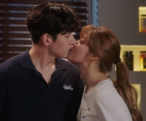 couple, drama, and korea image