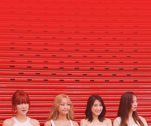 bora, girls, and kpop image