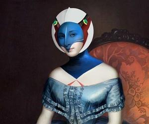 art, arte, and scifi image
