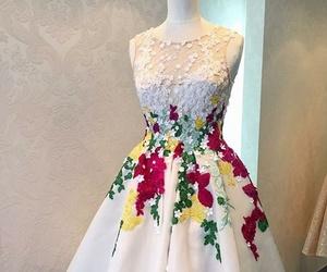 dress, nice, and elegant image