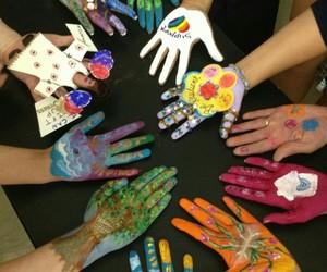 art, empowerment, and girl image