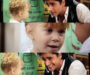 baby, full house, and uncle jesse image
