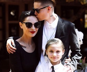 couple, family, and tomboy image