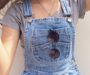 fashion, grunge, and sunglasses image