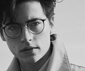 fonts, cole sprouse, and wallpaper image