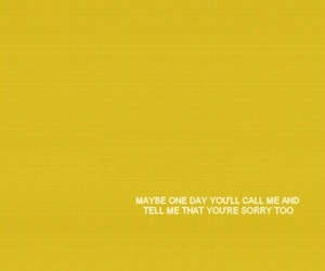 yellow, quotes, and Harry Styles image
