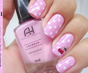 Ana Hickmann, nails, and hello kitty image