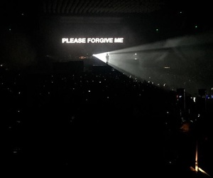 concert, Drake, and forgive image