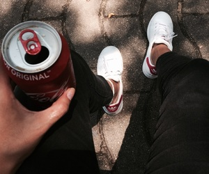 coke and stansmith image