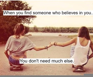 bff, quotes, and skateboard image