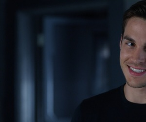 Supergirl, chris wood, and rp theme image