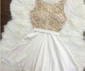 bride, dress, and casamento image