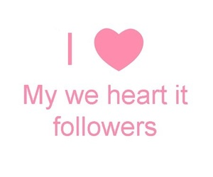 heart, we heart it, and we <3 it image