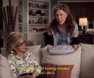 netflix and grace and frankie image