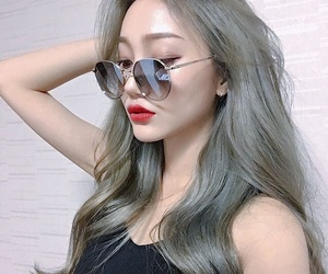 asian, girl, and hairstyle image