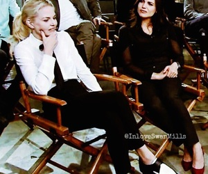 Jennifer Morrison, once upon a time, and lana parrilla image