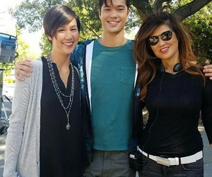 ross butler and zach dempsey image