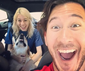 markiplier and @happily_ashley image