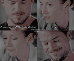 grey's anatomy, mark and lexie, and slexie image