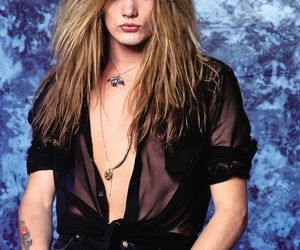 80s, young, and glam metal image