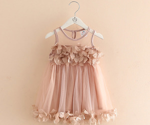 dusty pink, fashion, and flowers image
