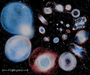 planet, header, and dark image