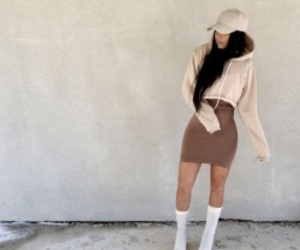 beige, fashionista, and taupe image