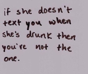 drunk, quotes, and text image