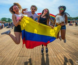 colombia and tomorrowland image