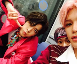 taeyong, doyoung, and yuta image