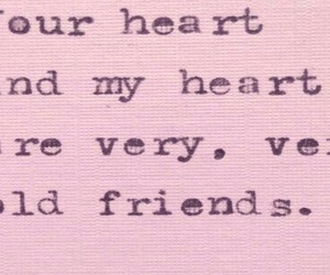 header, words, and heart image