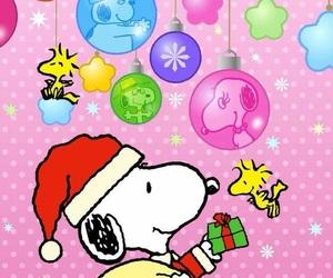 christmas, snoopy, and fondos image