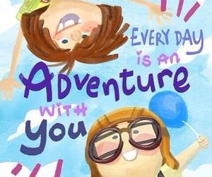 disney, up, and adventure image