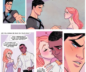 batgirl, comic, and comic book image