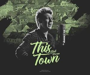 fan art, niall horan, and song image