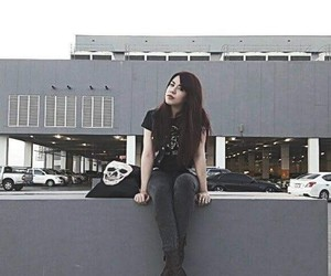 black, boots, and grey image
