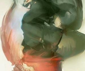 anime, mask, and Tg image