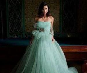 dress, embellishment, and girl image